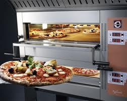 Forni pizza cuppone pizzeria sguazzini attrezzature for Tempo cottura pizza forno ventilato